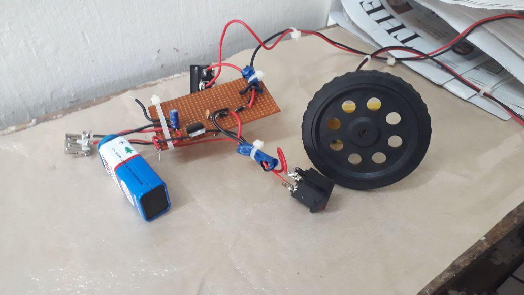 Envision Project 3: Regenerative Braking
