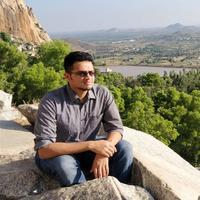 IITB, Mumbai, Internship Experience - Shashank Rao